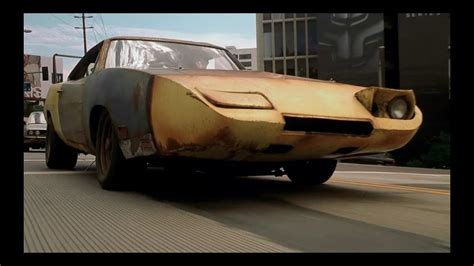 Mopars in the Movies - Joe Dirt - 1969 Dodge Charger