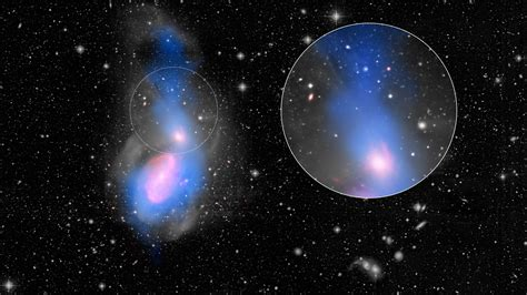 News | Warm Gas Pours 'Cold Water' on Galaxy's Star-Making