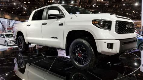The Toyota Tundra TRD Pro Gets More Capable For 2019   Top