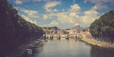 The Tiber River: Central to Prosperity and Life in Ancient