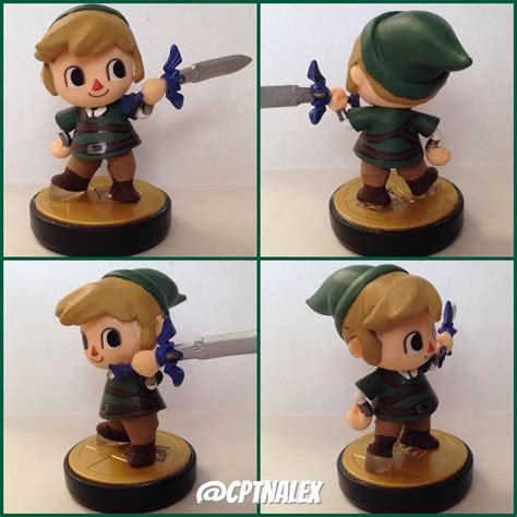 Custom Link Villager with Amiiduo technology! -(Alex's