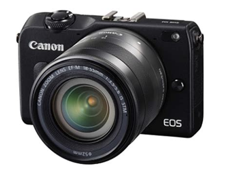 【Canon】 EOS M2 発売!! | THE MAP TIMES