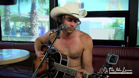 """Shakey Graves """"Dearly Departed"""" on Lennon Bus @ Hangout"""