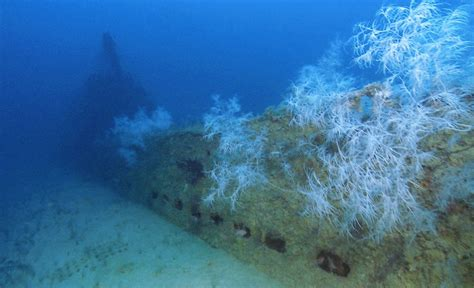 U-Boat Malta team paid a first-ever visit to a legendary