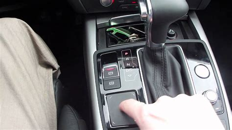 2012 Audi A6 - MMI Touch - YouTube