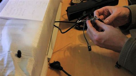 HowTo: Build a Kinect USB Cable to use it with Mac, Linux