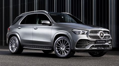 2019 Mercedes-Benz GLE-Class AMG Line (AU) - Wallpapers